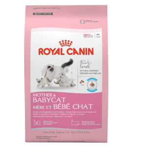Carolina Blues Cattery uses Royal Canin Baby Cat for all our kittens and Queens.
